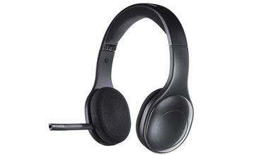 Bild von Logitech H800 Headset Wireless Bluetooth Mikrofon