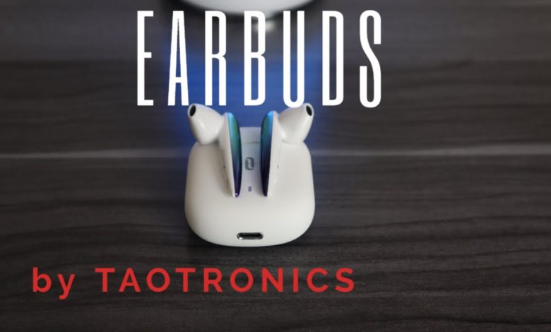 TaoTronics EARBUDS kristallklarer Klang amp satter Bass