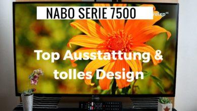 Bild von Nabo Serie 7500 Top Ausstattung & tolles Design