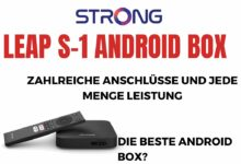 Bild von Strong Android Box Leap -S1 die beste Android Box?