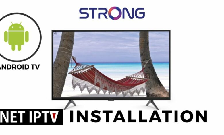 NET IP TV Strong Android TV
