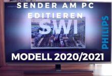 Bild von Philips TV Senderliste am PC Editieren 2020/2021