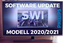 Bild von Software Update Philips TV 2020/2021