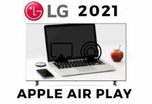Bild von LG 2021 Apple Air Play