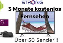 Bild von Strong Leap S 1 & Simpli TV – 50 Sender für 3 Monate kostenlos