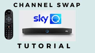 Bild von Sky Q Channel Swap